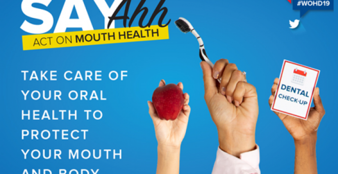 Honor World Oral Health Day on March